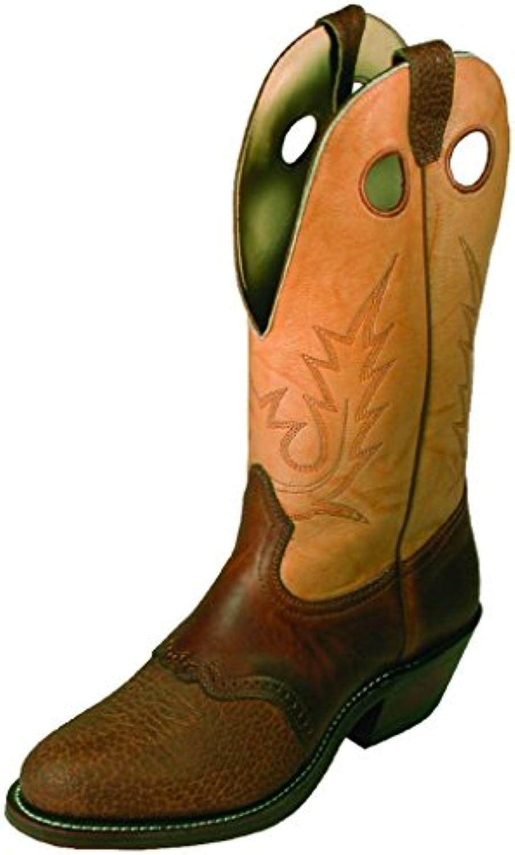 Soul Rebel Stivali Americane – Stivali Western bo-2175 – 52-e (Piede Normale) – Uomo – Beige Marronee | Buy Speciale  | Uomini/Donne Scarpa