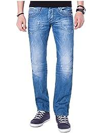 """Cipo & Baxx Herren Jeans """"C-0600"""" blue/blau"""