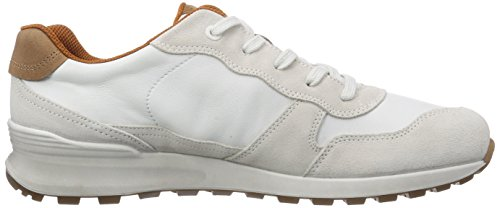 Ecco Cs14men's, Baskets Basses homme Blanc - Weiß (Shadow White/White/WhiteSUE/U.Run.50153)