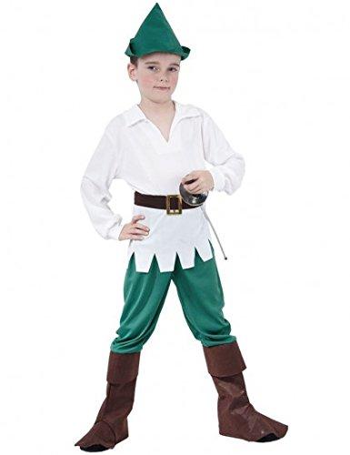 Déguisement Robin des bois enfant--10 à 12 (Bois Kostüm Des Robin)
