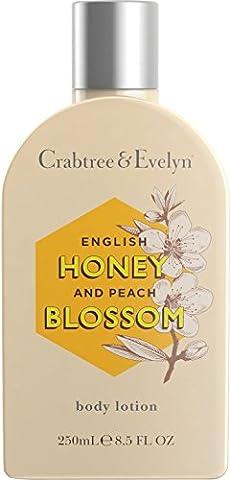 Crabtree & Evelyn English Honey & Peach Blossom Body Lotion