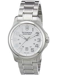 Victorinox Damen-Armbanduhr XS Classic Analog Edelstahl 241365