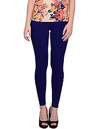 Babla Hosieries For Womens Legging 95% Cotton 5% Spandex Stylish Girls Legging Full Length Women Legging - B0778VSH2S