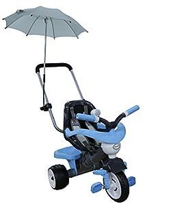 Polesie Polesie46895 Comfort - Triciclo con cojín y Paraguas