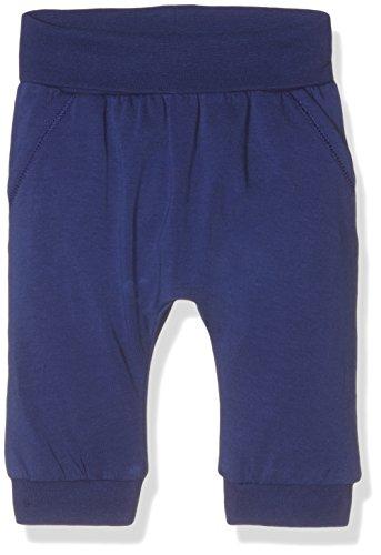 Steiff Baby-Jungen Hose Jogginghose 6712716, Blau (Blueprint 3029), 56