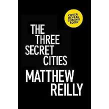 The Three Secret Cities (English Edition)
