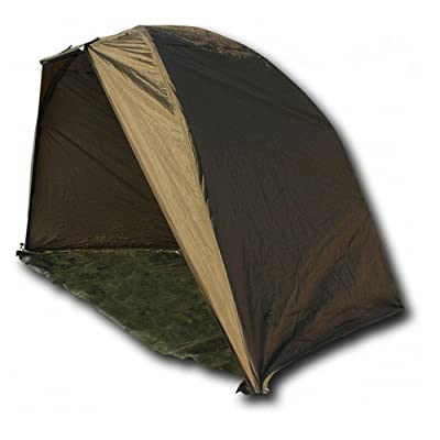 Zfish Classic Shelter Bivvy – Green, X-Large by ZFIS5|#Zfish