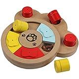 Silvio Design Hundespielzeug Trick Rondell bunt, ca. 22x23x4 cm
