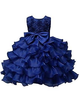 BBsmile Vestito convenzionale dalla principessa dalla damigella d'onore di nozze del compleanno della neonata...