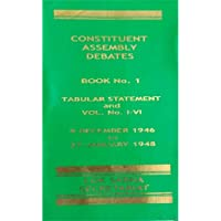 Constituent Assembly Debates (Set Of 5 Book)