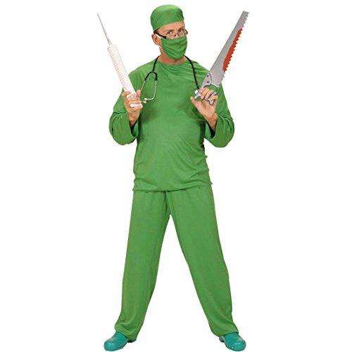 NET TOYS Riesen Säge Jumbo Fuchsschwanz Grusel Maxi Handsäge Mörder Holzsäge Horror Arzt Werkzeug Halloween Kostüm Zubehör