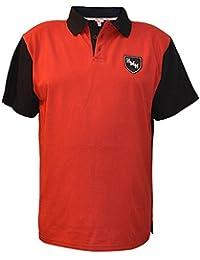 Honeymoon Polo-Shirt HMN Red