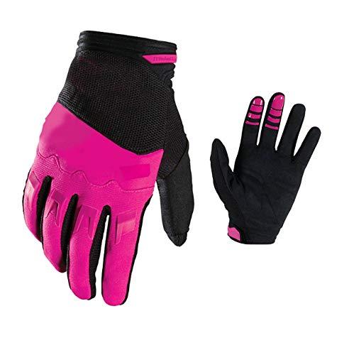 orrad Motorrad Handschuhe Männer Rosa XL ()