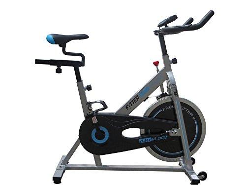 Fytter Bicicleta Indoor Rider Ri-00B Gris