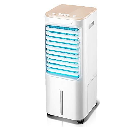 Tragbare Klimaanlage, Befeuchtung Reinigung Standing Air Conditioner17L Wassertank Luftkühler for Wohnzimmer Kühlbereich 318 Qm, Ft, 72cm -