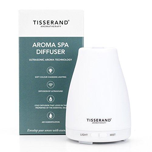 TISSERAND Diffuseur Ultrasonique pour Huiles Essentielles/Aromathérapie