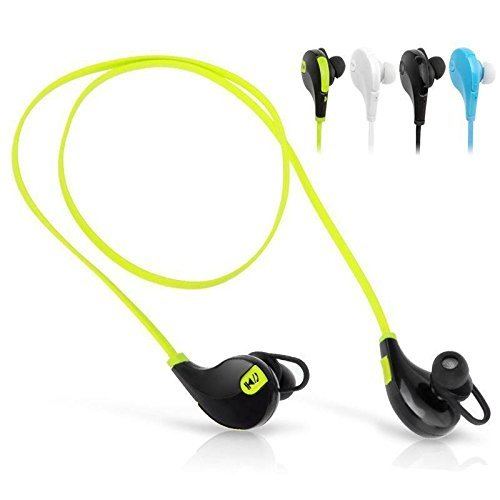 Neksusgold Professional Bluetooth 4.1 Wireless Stereo Sport earphone Headset Running Jogger Hiking Exercise Hi-Fi Sound, Hands-Free Calling ( Get a Free gift of worth 149 with purchase of this product from Neksusgold ) offer