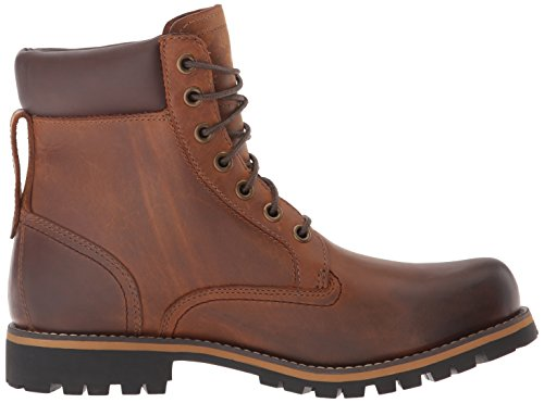 Timberland 6 In Wp Plain Toe Boot, Chaussures montantes homme Marron (Golden Beige Roughcut)