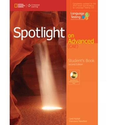 [(Spotlight on Advanced Student Book)] [Author: Carol Nuttall] published on (July, 2014)