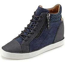 super popular 3b2d7 e0c4c Suchergebnis auf Amazon.de für: Esprit Sneaker blau ...