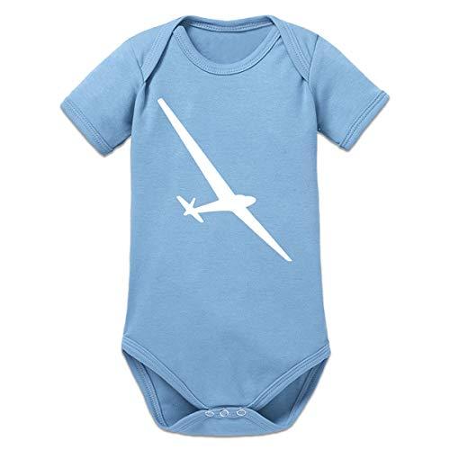 Shirtcity Glider Sailplane Baby Strampler by