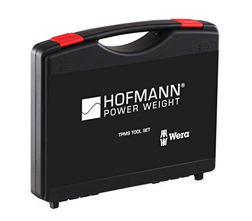 TPMS kit di riparazione valvola Hofmann Power Weight | strumenti TPMS per auto con sensore di pressione pneumatico