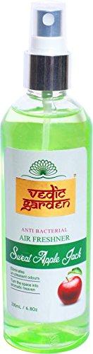 Vedic Garden Sweet Apple Jack Home Liquid Air Freshener (200 ml, Spray Dispense Action)