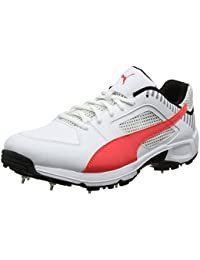 Puma Team Full Spike, Chaussures de Cricket Homme