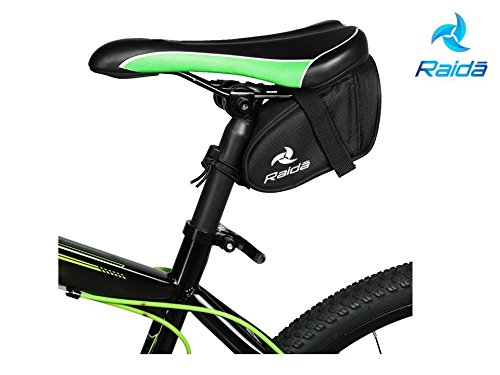 raida bicycle a-series strap-on saddle bag RAIDA Bicycle A-series Strap-On Saddle bag 41zKW6KjuKL