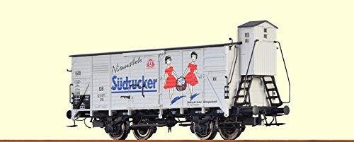brawa-49054-guterwagen-g10-db-sudzucker