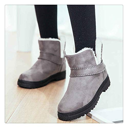 812112ae1a Cute Cat Warm Boots Women Family Christmas Cotton Winter Shoes Women Boot