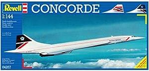 Revell Concorde British Airways, Kit de Modelo, Escala 1:144 (4257) (04257), Multicolor
