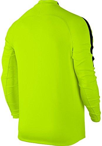 Nike Männer Squad Training Shirt VOLT/COOL GREY