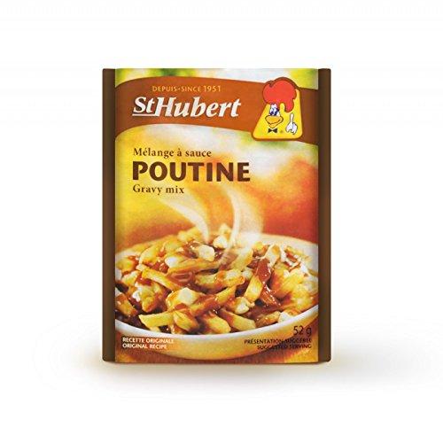 12 sachets de sauce à poutine St-Hubert