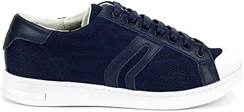 Geox jaysen sneaker donna stringata - 35 - blue