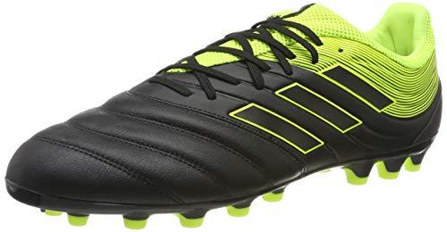 Adidas Copa 19.3 Ag, Botas fútbol Hombre, Negro Core
