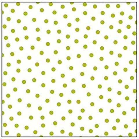 Bella Blvd Color Chaos Pickle Juice Green Confetti Clear Cuts Transparency Overlays by Bella Blvd