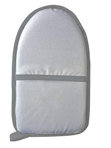 WENKO 1942010100 Bügel-Kissen - hitzereflektierende Alu-Beschichtung, 100 % Baumwolle, farblich sortiert