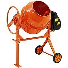 140L Portable Electric Cement Mixer