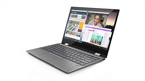 "Lenovo Yoga 720-12IKBR - Ordenador portátil táctil convertible 12.5"" FullHD (Intel Core i3-7100U, 4GB RAM, 128GB SSD, Windows 10) Gris - Teclado QWERTY Español"