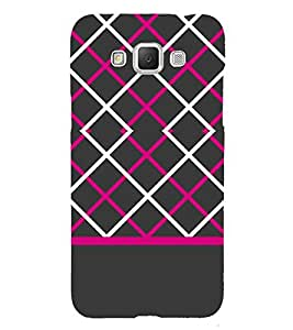 Laser Pattern Design 3D Hard Polycarbonate Designer Back Case Cover for Samsung Galaxy Grand 3 G720 :: Samsung Galaxy Grand Max G720