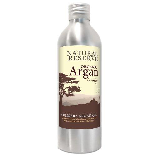 Aceite de Argán Culinario para cocinar y comer 200ml