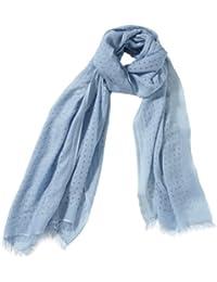Alberotanza Unisex - Erwachsene Schal, Summer Stole - mini dots