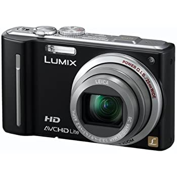 panasonic lumix tz10 digital camera black 3 0 inch amazon co uk rh amazon co uk Panasonic.comsupportbycncompass Panasonic Cordless Phones