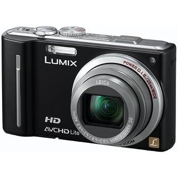 Panasonic  Lumix TZ10 - Cámara Digital Compacta 12.1 MP - Negro