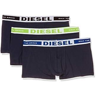 Diesel UMBX-KORYTHREEPACK, Calzoncillo para Hombre, Pack de 3