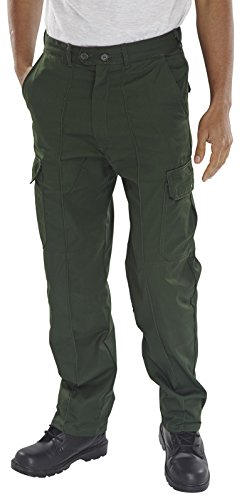 Super Click Drivers Trousers - B-Super Click Workwear