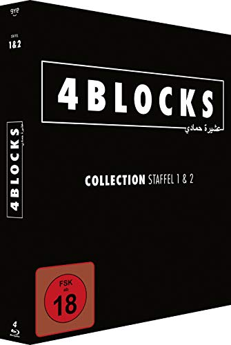 4 Blocks - Collection Staffel 1+2 [Blu-ray]
