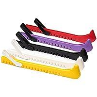 Varies - Protectores de cuchilla para patines de hockey sobre hielo negro negro