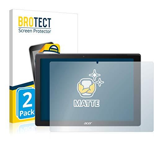 BROTECT Schutzfolie Matt kompatibel mit Acer Switch 5 [2er Pack] - Anti-Reflex